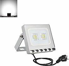 Projecteur LED Extérieur, 10W Blanc Froid