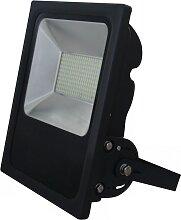 Projecteur LED Extérieur 120W Ip65 4000k Noir B