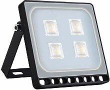 Projecteur LED Extérieur, 20W 2000lm, Blanc Chaud