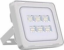Projecteur LED exterieur 20w Lampadaire exterieur