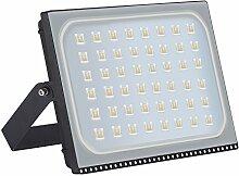Projecteur LED Extérieur, 300W 30000lm, Blanc