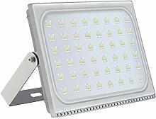Projecteur LED Extérieur 300W ,30000LM Blanc