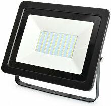 Projecteur LED Extérieur Extra Plat 100W - Crealys