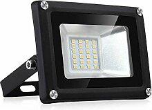 Projecteur LED exterieur Horypt LUX 20W Lampadaire