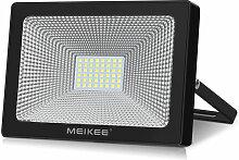 Projecteur LED exterieur MEIKEE 50W Lampadaire