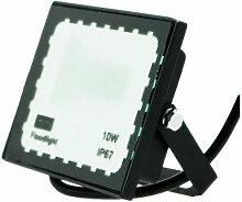 Projecteur LED Extérieur SMD WhiteBlack 10W |