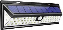 Projecteur led extérieur solaire forte puissance