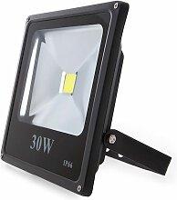Projecteur LED IP65 30W 2100Lm 30.000H | Blanc