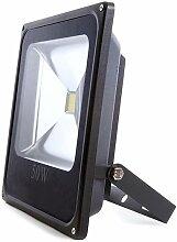 Projecteur LED IP65 50W 3500Lm 30.000H | Blanc
