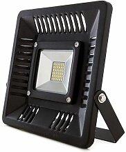 Projecteur LED IP65 Superslim 30W 2700Lm 30.000H |