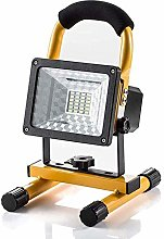 PROJECTEUR LED PORTABLE RECHARGEABLE TRAVAIL SUPER