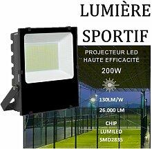 Projecteur Led Professionnel Lumiled Smd 200W