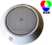 Projecteur LED RGB extra-plat à résine injectée