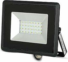 Projecteur LED SMD 20 W E-Series couleur vert IP65
