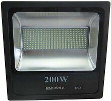 Projecteur LED SMD 200W Blanc chaud