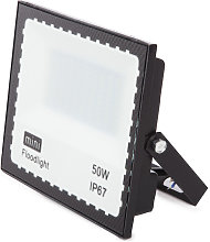 Projecteur Led SMD Mini 50W 90LM/W | Blanc froid