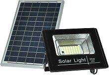 Projecteur LED solaire 25W avec télécommande |
