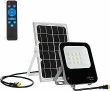 Projecteur LED Solaire 30W 170lm/W IP65 avec