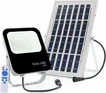Projecteur Led Solaire 30W IP65 Télécommande |