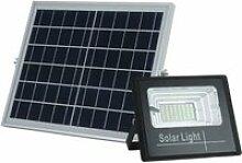 Projecteur LED solaire 40W avec télécommande