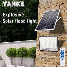 Projecteur Led solaire imperméable avec