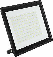 Projecteur LED Solid 100W Blanc Chaud 3000K -