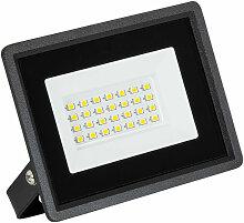 Projecteur LED Solid 20W Blanc Chaud 3000K -