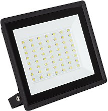 Projecteur LED Solid 50W Blanc Chaud 3000K - Blanc