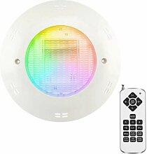 Projecteur Piscine LED Couleur 18W en saillie IP68