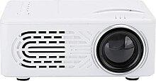 Projecteur portable 1080P, (Blanc, réglementation