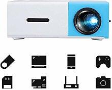Projecteur portable 1080P HD LED Mini 1920 * 1080