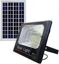 Projecteur solaire 200 W avec panneau solaire