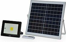 Projecteur solaire à détecteur de mouvement LED