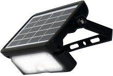 Projecteur solaire à détection IP65 550 lm