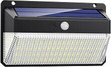 Projecteur Solaire Détecteur De Mouvement 228 Pcs