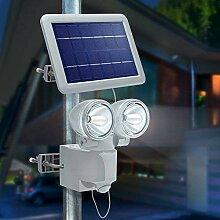 Projecteur solaire detection de mouvement DUO