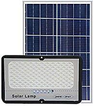 Projecteur Solaire Exterieur LED Avec Telecommande