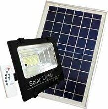 Projecteur Solaire LED 100W Dimmable avec