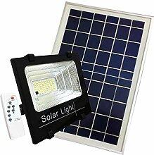 Projecteur Solaire LED 25W Dimmable avec