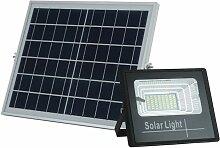 Projecteur solaire LED 40W avec télécommande