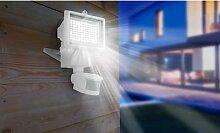 Projecteur solaire LED avec capteur de mouvement