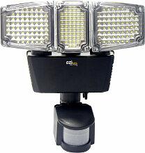 Projecteur solaire LED ® Solar pro 3 - Ezilight