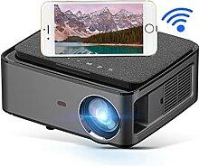 Projecteur Wifi 1080p Full HD 120 pouces Grand