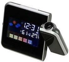 Projection Horloge de Table Horloge Numérique