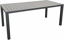 Proloisirs Table extérieure en Aluminium Plateau