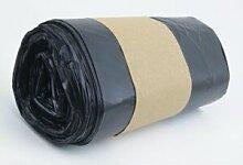 Prorisk Sacs poubelles 30L PE HD noir