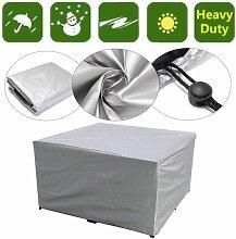 Protecteur UV de couverture de patio de banc de
