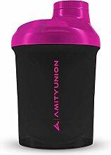 Protein Shaker Deluxe 400 ml étanche, sans BPA,