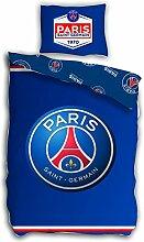 PSG Football - Parure de lit - Housse de couette