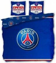 PSG-Paris-Saint-Germain Parure de lit- Housse de